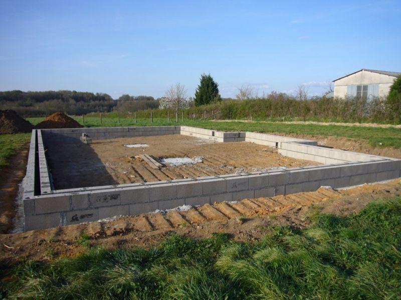 fondations 183 auto construction d une maison en paille technique du greb